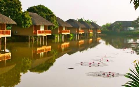 hotel Mekong Riverside Resort & Spa - Cai Be