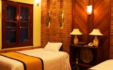 hotel Old Quarter - Hanoi