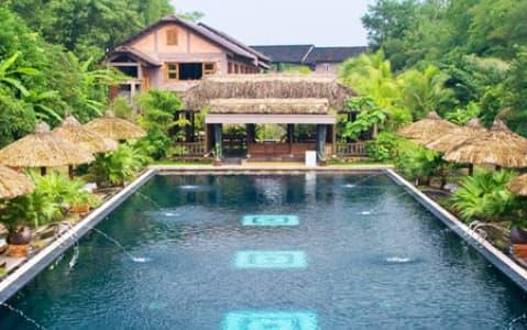 hotel Pilgrimage Villa Deluxe - Hue