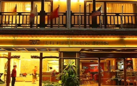 hotel Quoc Hoa - Hanoi