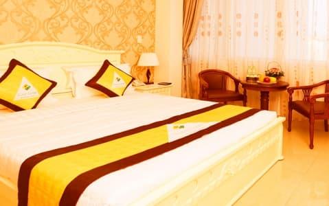 hotel Sabah Saigon - Hô Chi Minh Ville