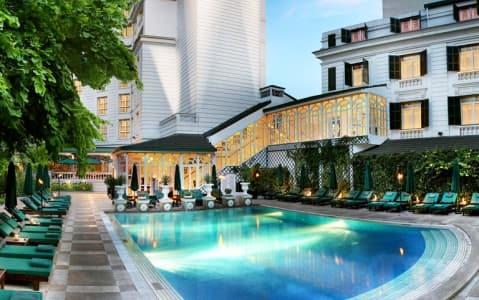 hotel Sofitel Legend Metropole - Hanoï