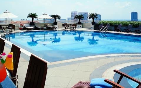hotel Sofitel Plaza - Ho Chi Minh Ville (Saigon)