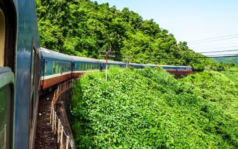 hotel Train de nuit au Vietnam