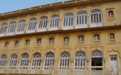 hotel Roopangarh Fort - Roopangarh