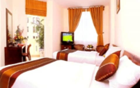 hotel Asian Ruby - Saigon (Ho Chi Minh)