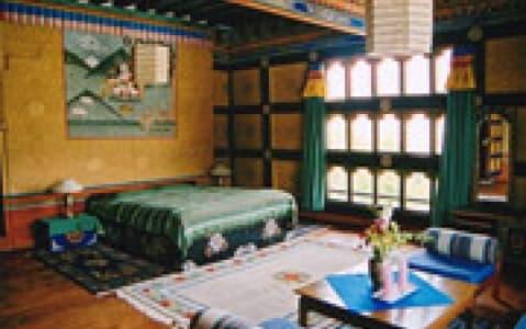 hotel Gangtey Palace - Paro