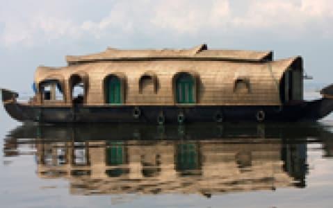 hotel Nuit en Houseboat - Periyar