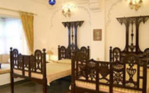 hotel Jagat Niwas - Udaipur