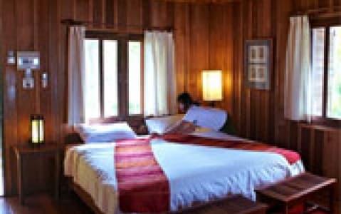 hotel La Folie Lodge - Champassak