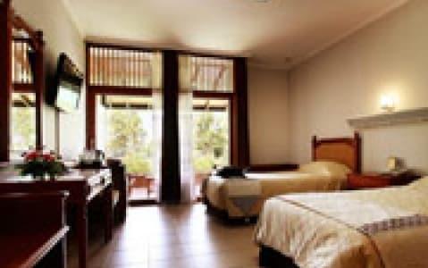 hotel Manohara Resort - Borobudur