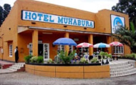 hotel Muhabura - Parc National des volcans