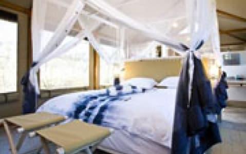 hotel Mushara Bush Camp - Parc d'Etosha