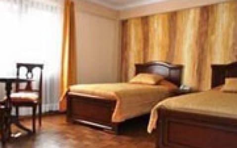 hotel Patrimonio - Potosi