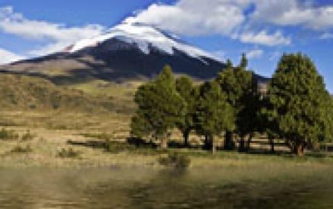 hotel Nuit au refuge Charles Whimper - Chimborazo