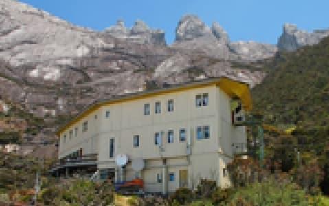 hotel Refuge de Laban Rata - Mont Kinabalu