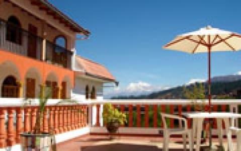 hotel San Sebastian - Huaraz