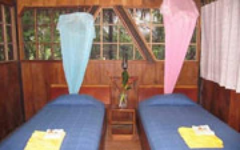 hotel Tapir Lodge - Amazonie (Equateur)