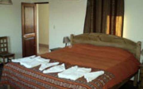 hotel Tayka Los Volcanes - San Pablo Lipez