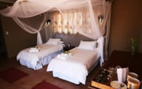 hotel Toshari Lodge - Parc d'Etosha