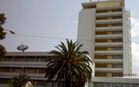 hotel Wabi Shebele - Addis Abeba