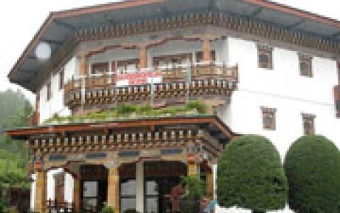 hotel Zangto Pelri - Punakha