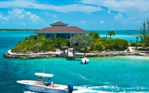 hotel Fowl Cay Resort - Exumas Islands