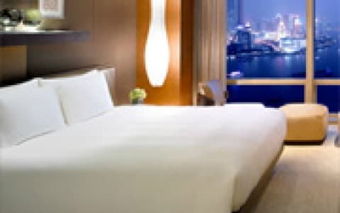 hotel Hyatt on the bund - Shanghai