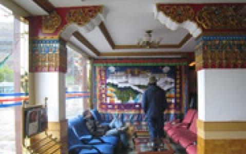 hotel Tingri New Everest - Tingri