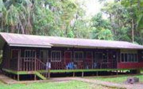 hotel Bako Lodge - Parc National de Bako