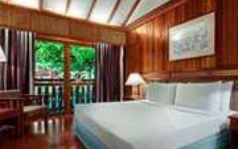 hotel Batang Ai Longhouse resort (Hilton) - Batang Ai