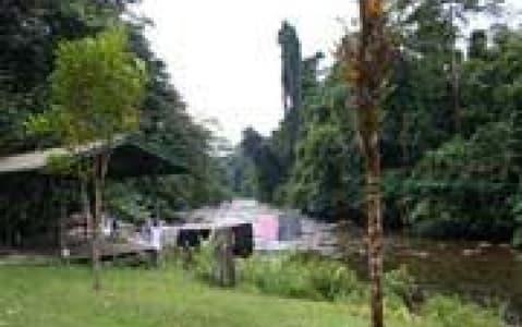 hotel Camp 5 - Mulu