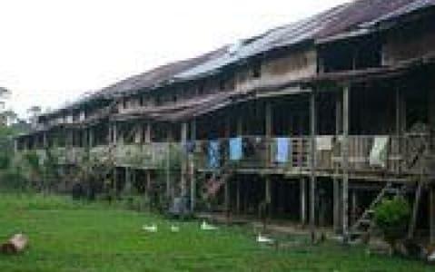 hotel Longhouse Rumah Penghulu Sigah - Mulu