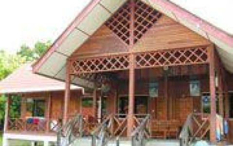 hotel Turtle Island Lodge - Turtle Island (Selingan)