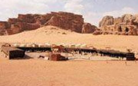 hotel Sands Rose - Wadi Rum