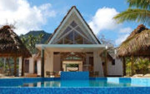 hotel The Little Polynesian Resort - Rarotonga