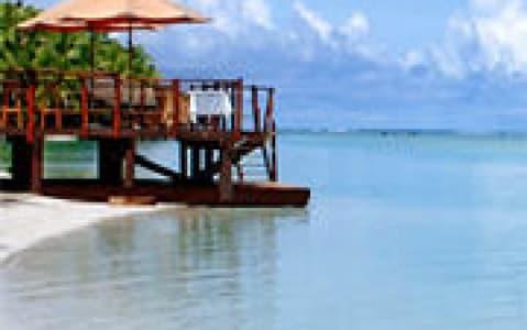 hotel The Aitutaki Lagoon Resort & Spa - Aitutaki