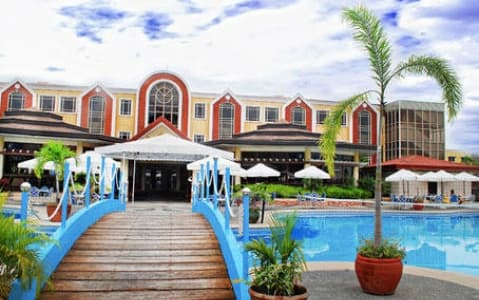 hotel Stotsenberg - Bacolor