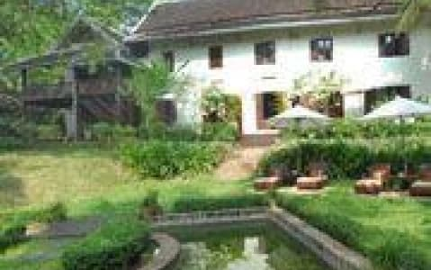 hotel Les 3 Nagas - Luang Prabang