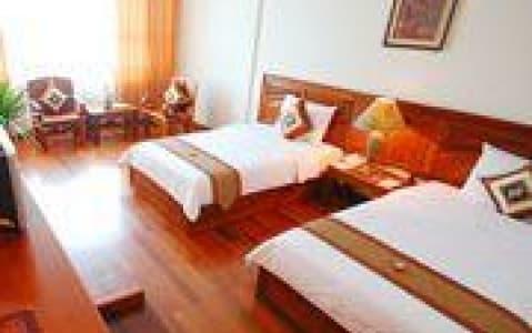 hotel Pacific - Phnom Penh