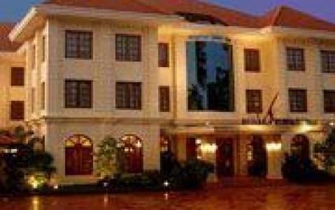 hotel Royal Crown Hotel - Siem Reap