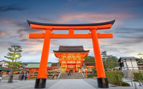 activity Fushimi Inari