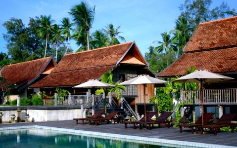hotel Terrapuri Heritage Village - Kuala Terrenganu