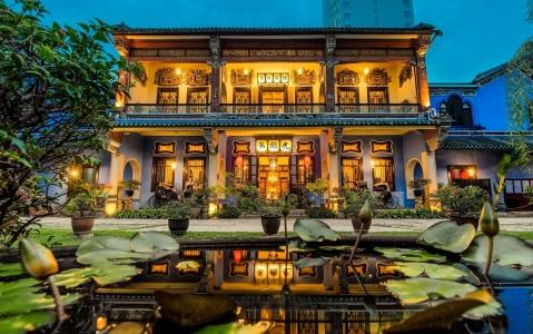 hotel The Blue Mansion - Penang