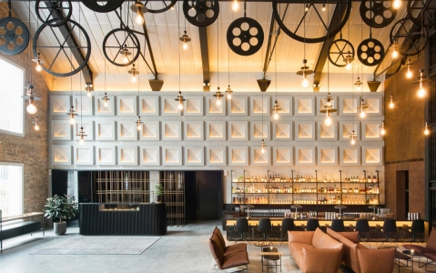 hotel Warehouse - Singapour