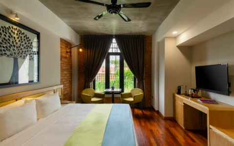 hotel Treasures Hotel and Suites - Malacca