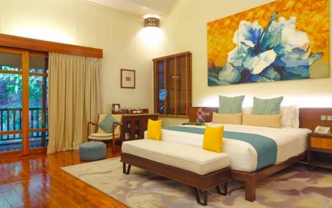 hotel Bunga Raya Resort - île Gaya