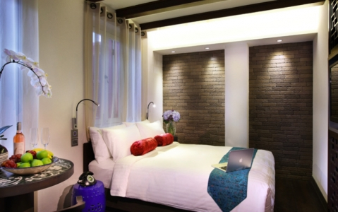 hotel AMOY by Far East Hospitality - Singapour