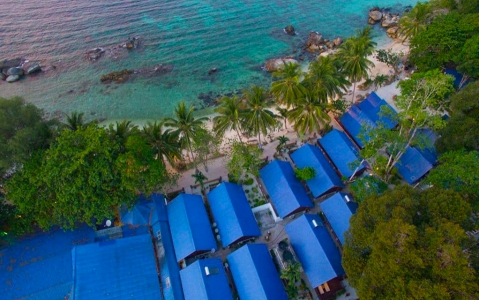hotel Coral View Island Resort - Perhentians