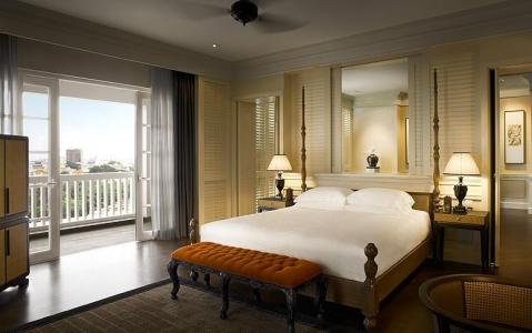 hotel Eastern & Oriental Hotel- Penang
